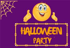 Petrecere de Halloween!
