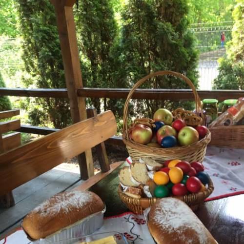 Un picnic in preajma sărbătorilor Pascale !