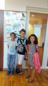 Afterschool Bucuresti in vizita la Biblioteca Nationala a Romaniei