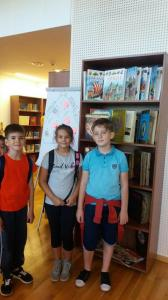 Afterschool la Biblioteca