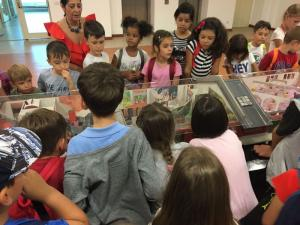 After School la Biblioteca Nationala A Romaniei Bucuresti