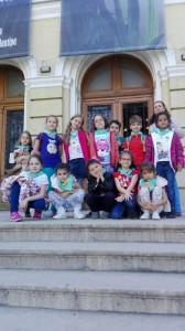 Vizita la Muzeul Antipa
